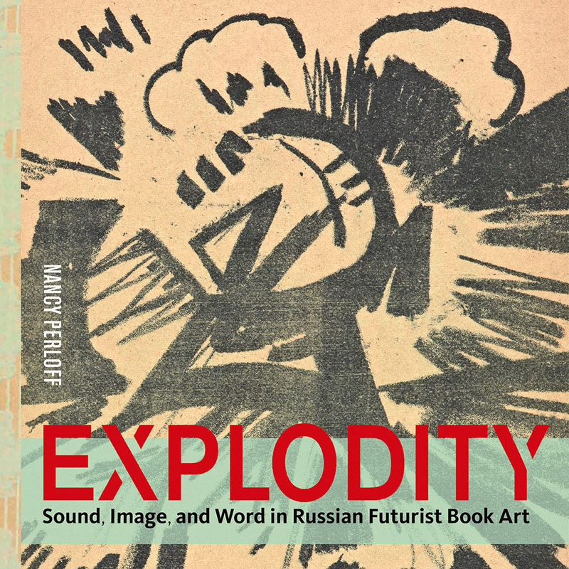 Explodity book cover