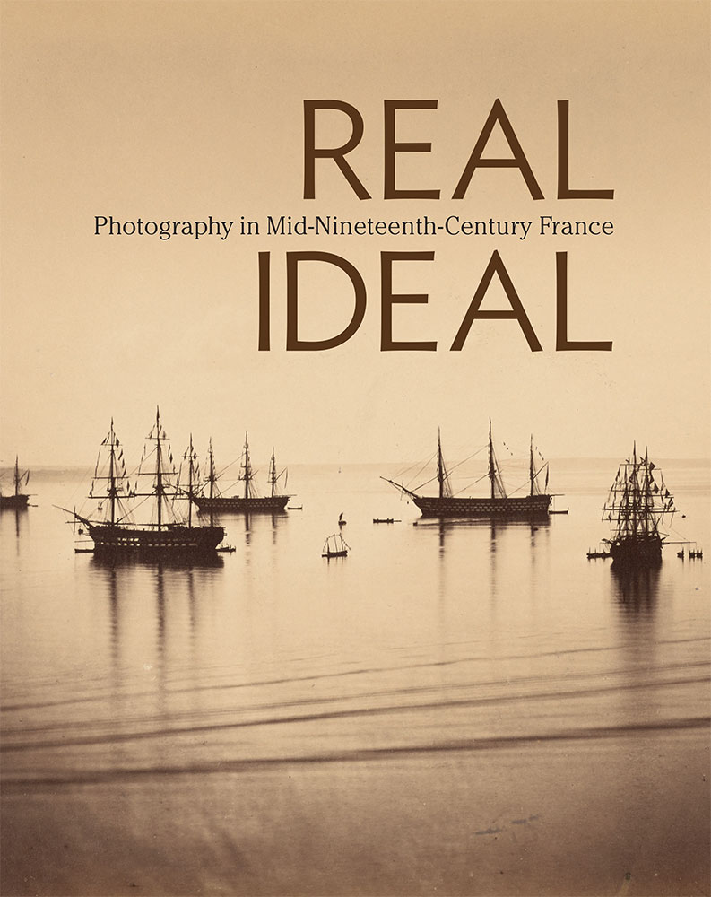 Real/Ideal book cover