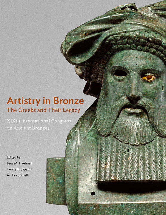 Artistry in Bronze book cover