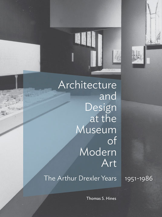 Architecture and Design at the Museum of Modern Art book cover