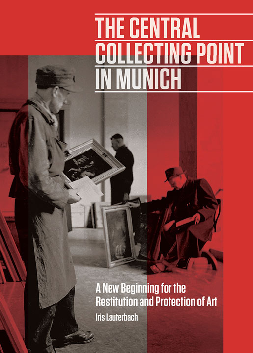 The Central Collecting Point in Munich book cover