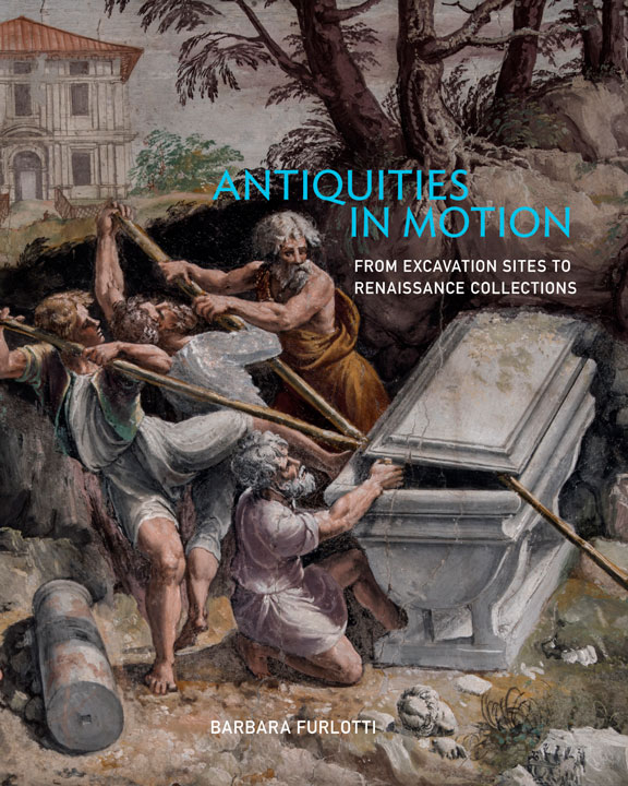 Antiquities in Motion cover