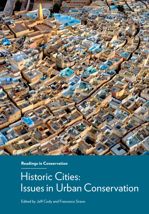 Historic Cities cover