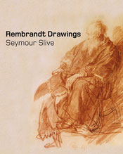 Rembrandt Drawings book cover
