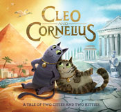 Cleo and Cornelius book cover