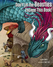 Book cover for Don't Let the Beasties Escape This Book!