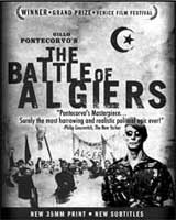 Film Poster / The Battle of Algiers