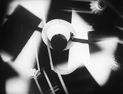 Film still from Ballet Mecanique