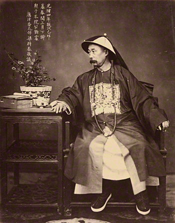 98ed7df58 Brush & Shutter: Early Photography in China (Getty Research Institute)
