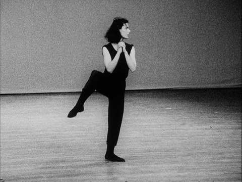 Video: Trio A, performed by Yvonne Rainer in 1978