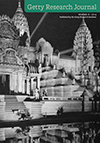 The reconstruction of Angkor Wat / Chevojon