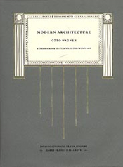 Modern Architecture: A Guidebook for His Students to This Field of Art