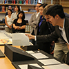 Scholars examine special collections