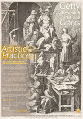 Artistic Practice poster
