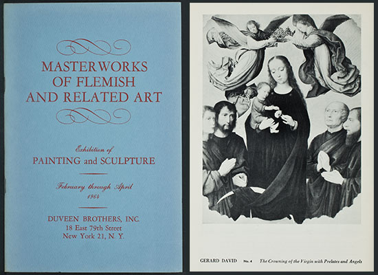 Duveen Brothers Stock Documentation (Getty Research Institute)