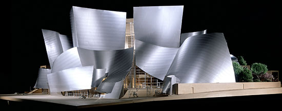 Frank gehry research paper