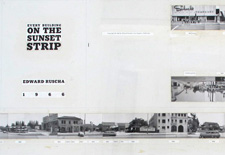 Cover mock-up / Ruscha