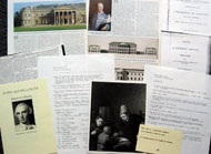 Examples of resources found in the Marquess of Bute file