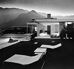 Kaufmann House, Palm Springs (detail). Richard Neutra, architect, 1946. Julius Shulman Photography Archive. The Getty Research Institute, 2004.R.10. Photo: Julius Shulman, 1947