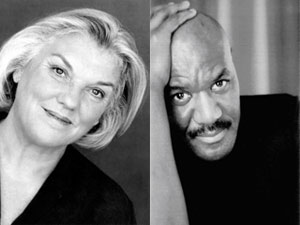 Tyne Daly and Delroy Lindo