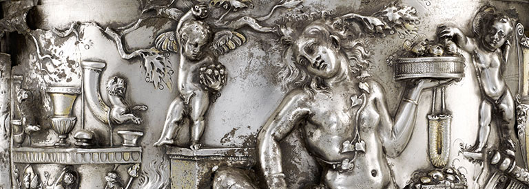Ancient Luxury and the Roman Silver Treasure from Berthouville