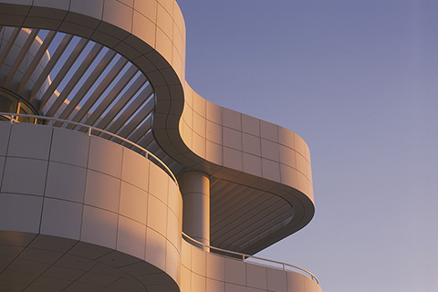 Architecture at the Getty Center