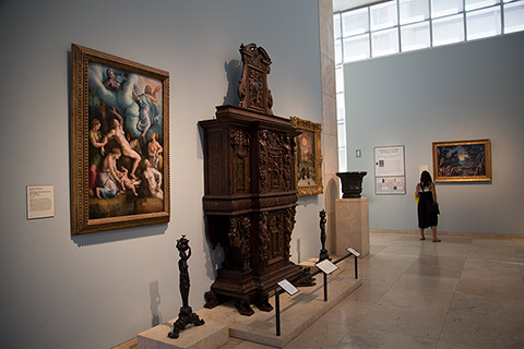 View of the Renaissance Art in Italy and Northern Europe gallery.